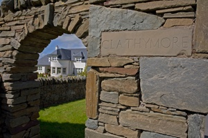 Clathymore Entrance