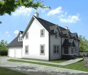 Clathymore Plot 12 Artist's impression